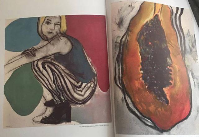 Надрукований у нас каталог картин підкорив Бельгію