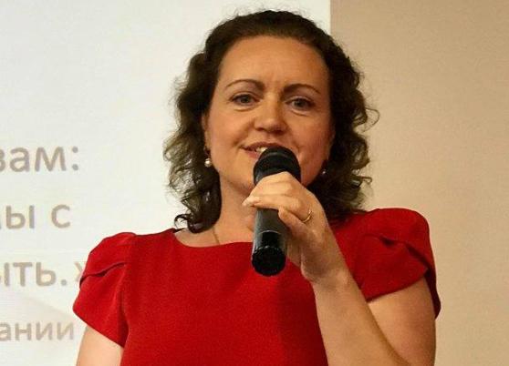 Анфіса Сіньова вперше виступила спікером на професійному бізнес-заході від EBA