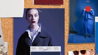 Колір осіннього сезону від Інституту кольорів Pantone