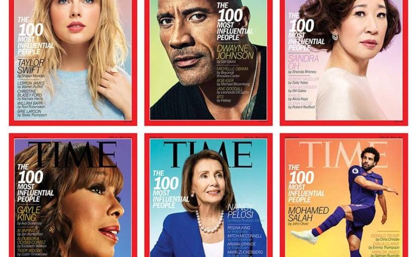 Time назвав 100 найвпливовіших людей 2019 року