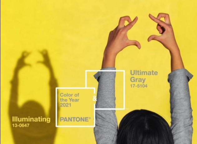 Pantone назвав два найактуальніші кольору 2021 року